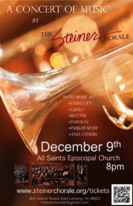 Winter Concert, Dec. 9